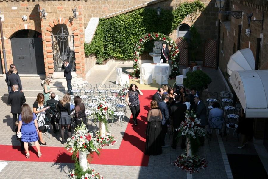 92db5a8e9c50 Location Matrimonio Civile Roma e Viterbo con rito civile autentico ...